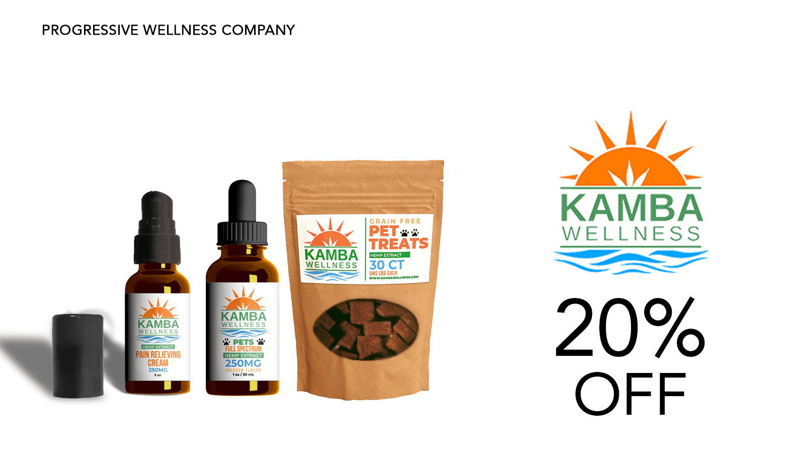 Kamba Wellness CBD Coupon Code Offer Website