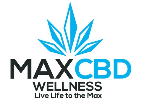 MaxCBD Wellness Coupons Logo