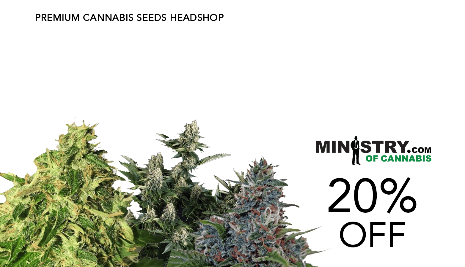 Ministry Of Cannabis CBD Coupon Code Promo