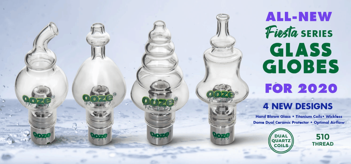 Ooze Bongs Coupons Glass Globes