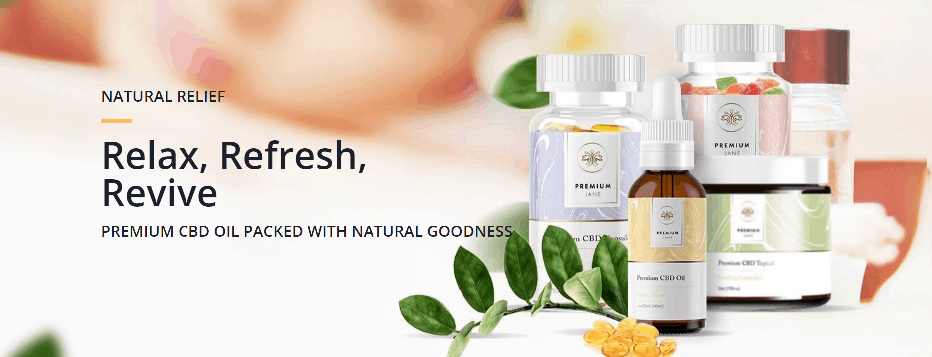 Naturally Good Product By Premium Jane