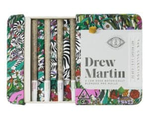 Sava CBD Coupon Drew Martin The Collection Pre Roll Pack
