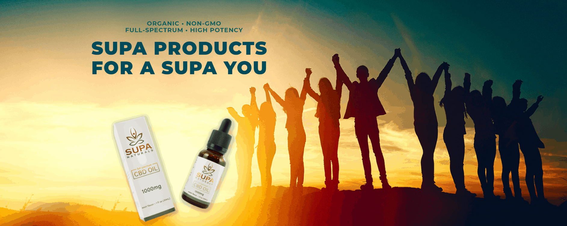 Supa Naturals CBD Coupons Organic Products