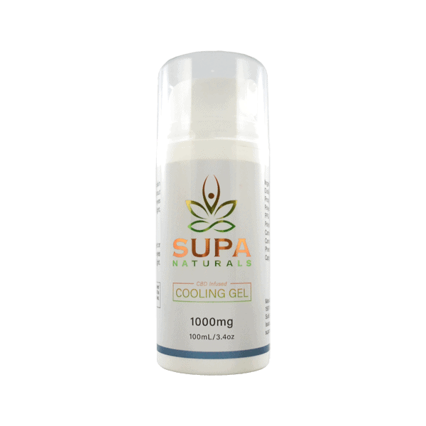 Topicals By Supa Naturals CBD