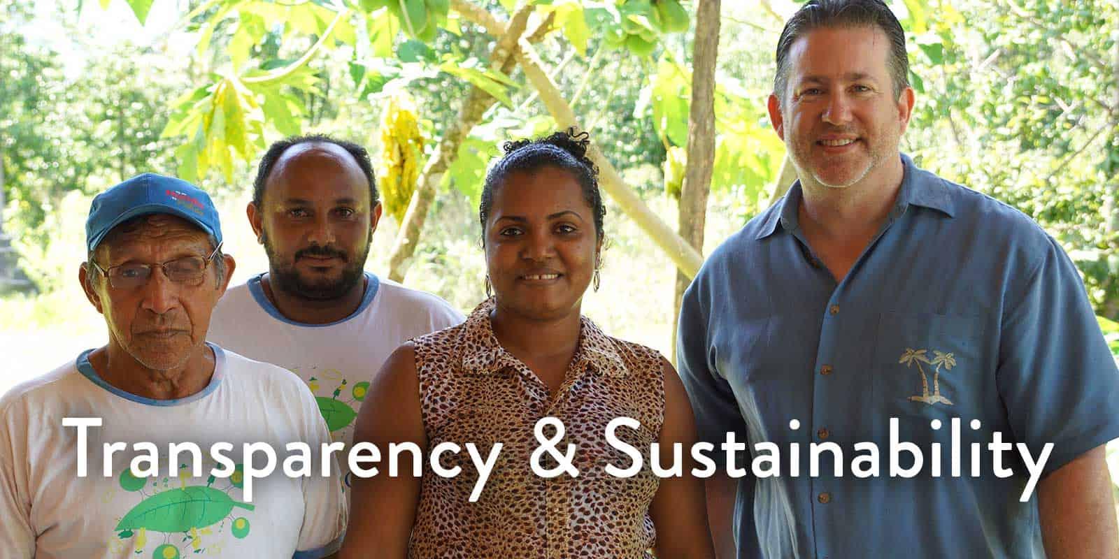 Transparency & Sustainability Follwed By TEADORA CBD