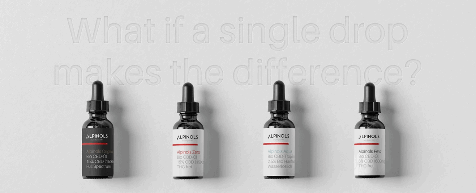 Know The Difference Alpinols CBD Have Created