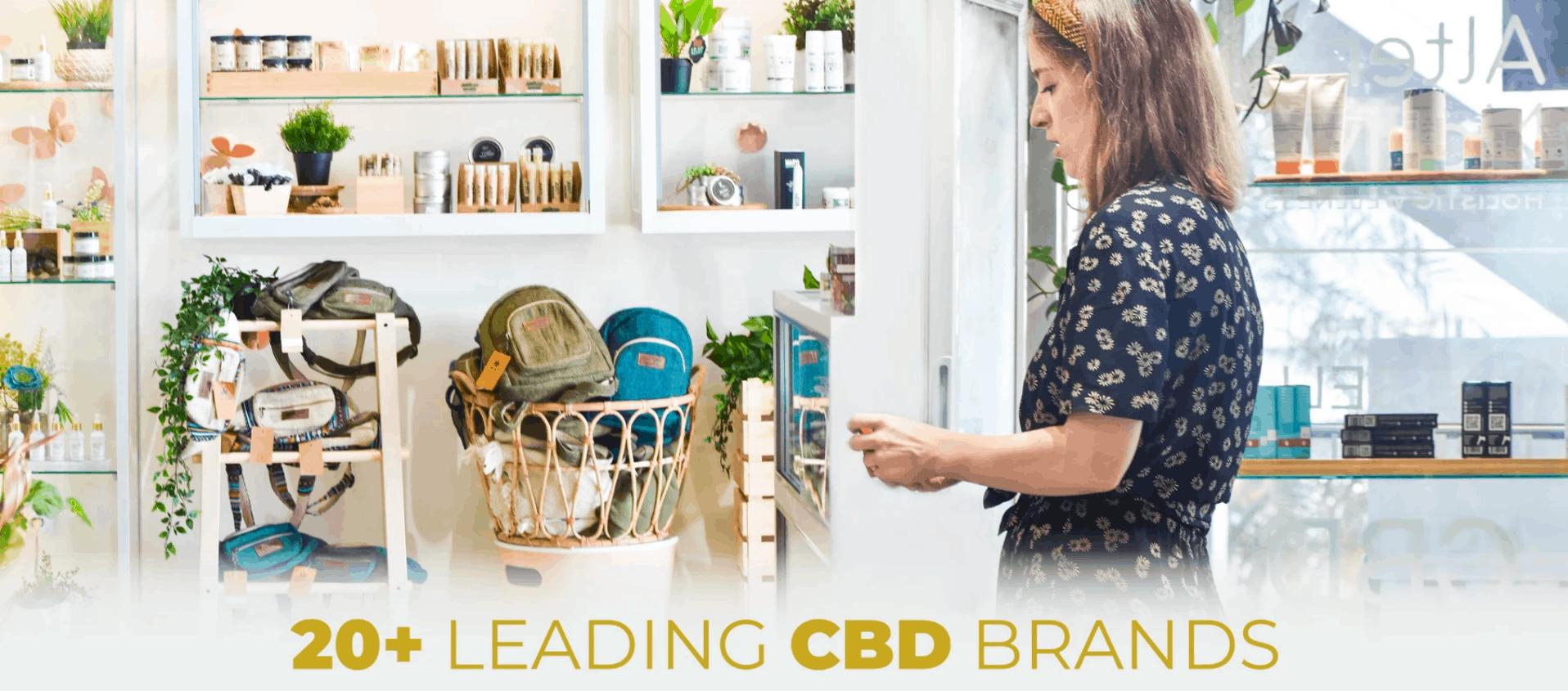 Alternative CBD Coupons More Brands