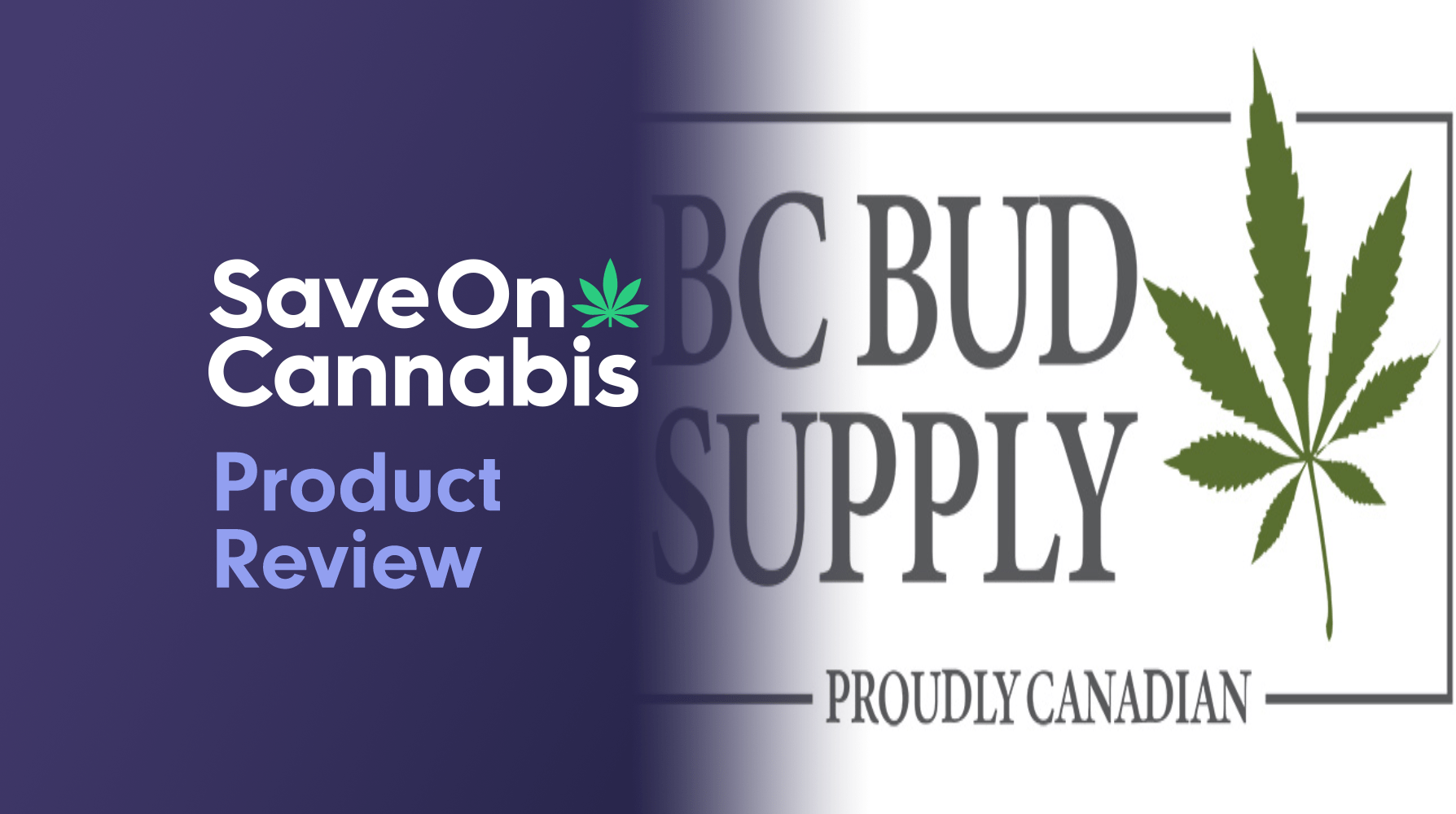 BC Bud Supply Save On Cannabis Website