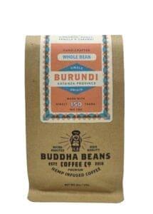 Buddha Beans Coffee Co CBD Coupon Burundi CBD Coffee