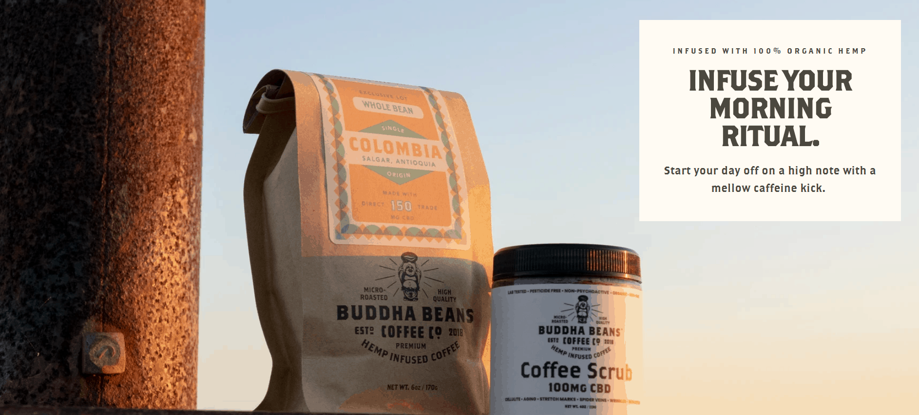 Buddha Beans Coffee Infused Morning Rituals