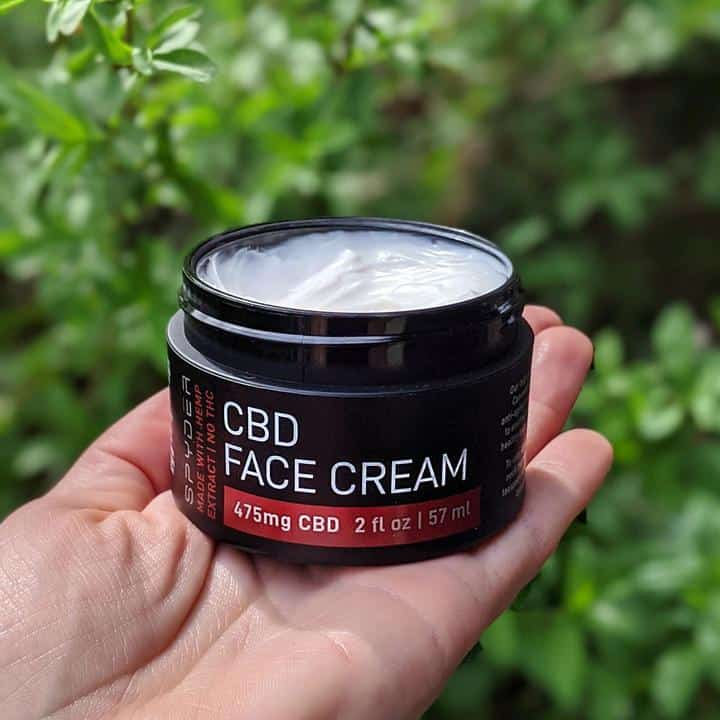 CBD Universe Coupon Face Cream