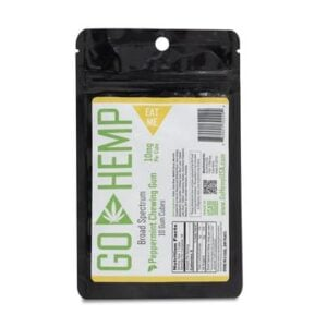 Go Hemp USA CBD Coupon Code Store 10mg CBD Chewing Gum