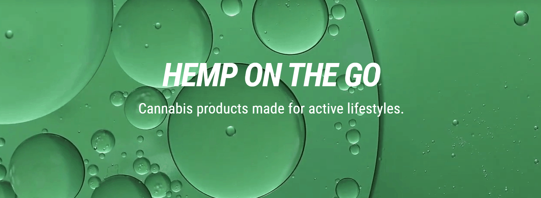 Go Hemp USA Coupons Active Lifestyle