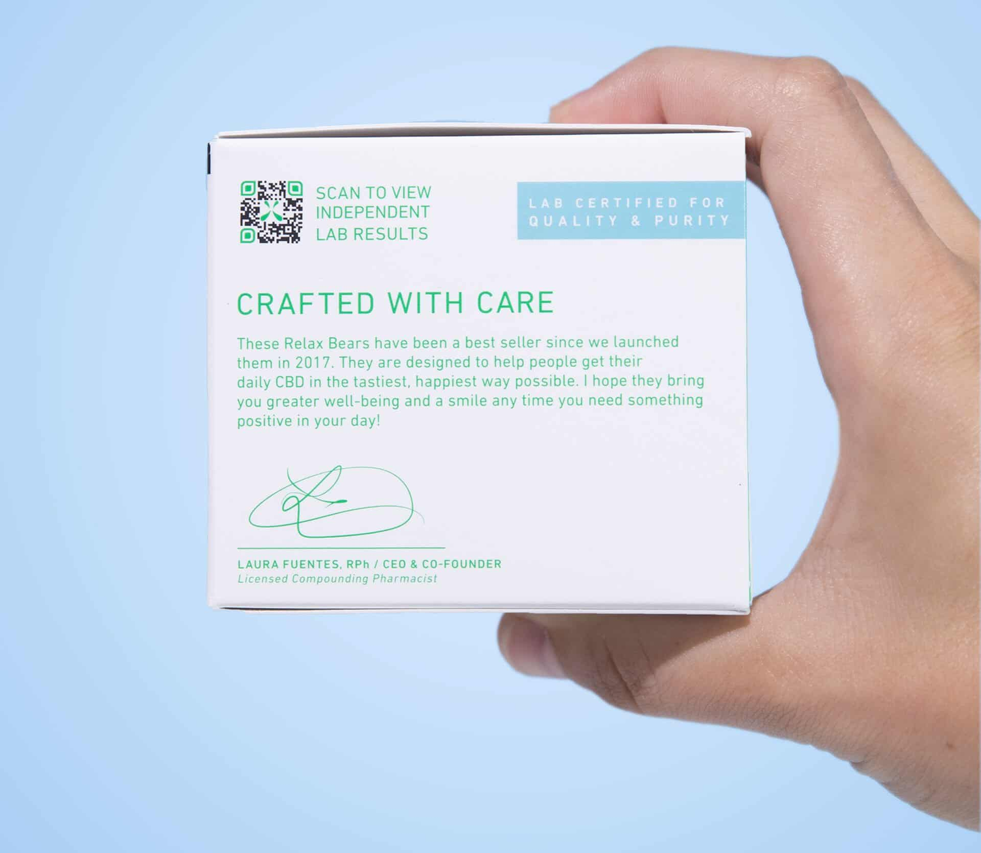 Green Roads CBD Crafted with Care