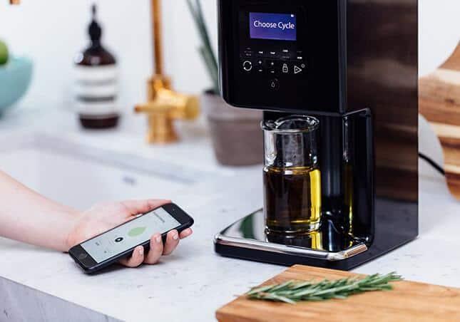 Levo 2 digital oil infusion