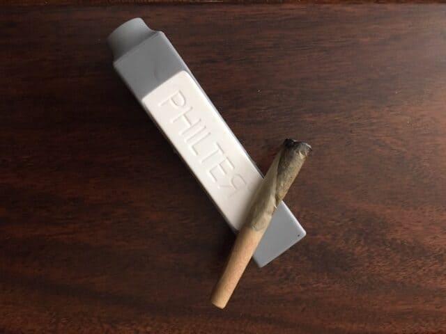 Philter Labs Pocket Smoke Filter Save On Cannabis Review Testing Process
