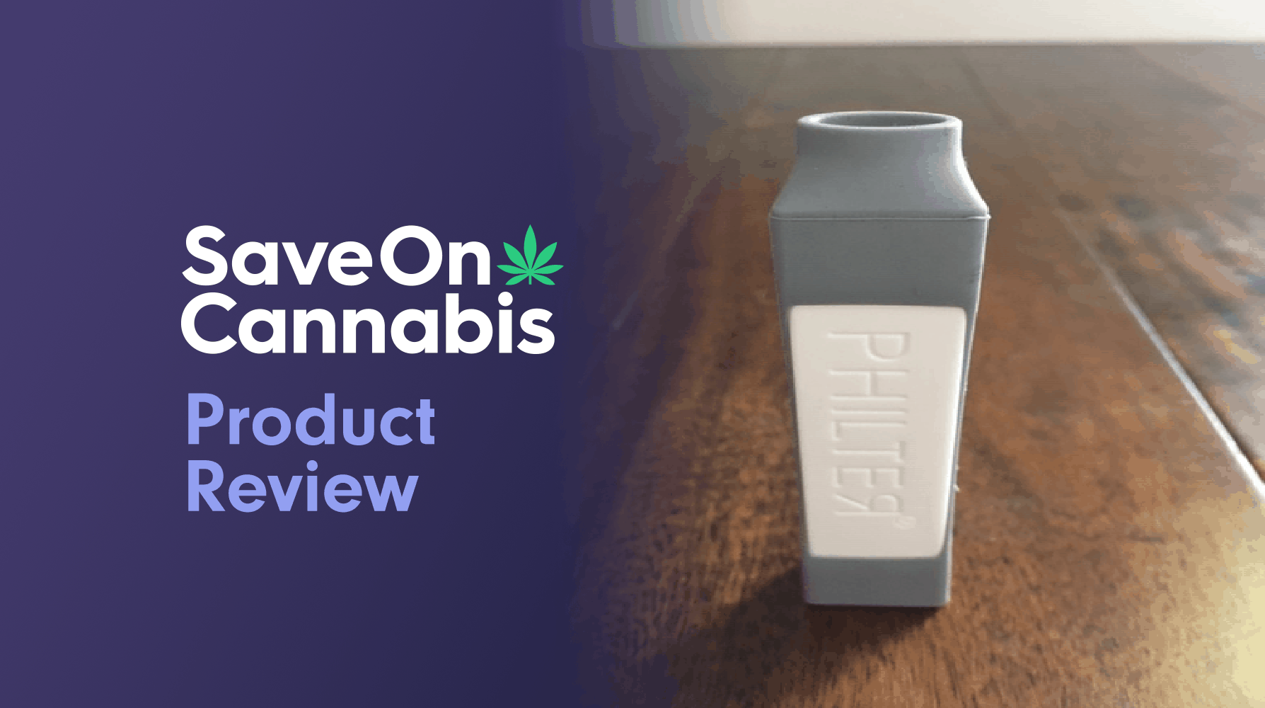 Philter Labs Pocket Smoke Filter Save On Cannabis Review Website