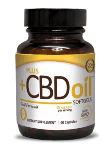 Plant Society Coupons Plus CBD Oil Softgel