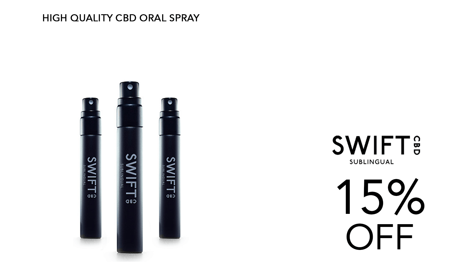 Swift CBD Coupon Code Offer Website