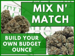 The Herb Center Coupons Mix N Match Ounce