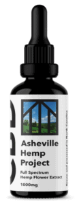Asheville Hemp Project CBD Coupons Tincture