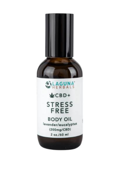 Laguna Herbals CBD Coupons Stress Free Bath Oil