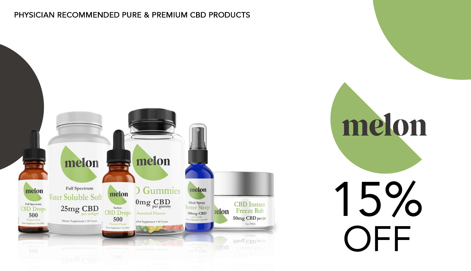 Melon CBD Coupon Code Offer Website