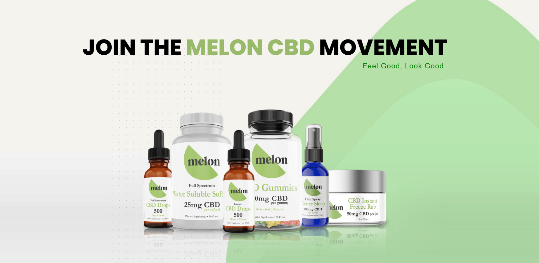 Melon CBD Coupon Code Join Our Movement
