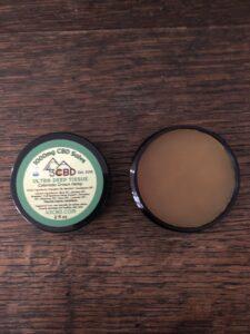 43 CBD Ultra Deep Tissue Salve Save On Cannabis Review Beauty Shot