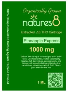 Direct Delta 8 Coupons Natures Vape Cartridges