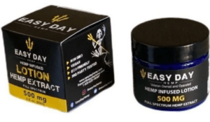 Easy Day Hemp CBD Coupons Lotion
