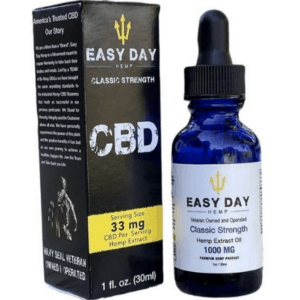 Easy Day Hemp CBD Coupons Oil Tincture