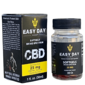 Easy Day Hemp Coupons Softgels