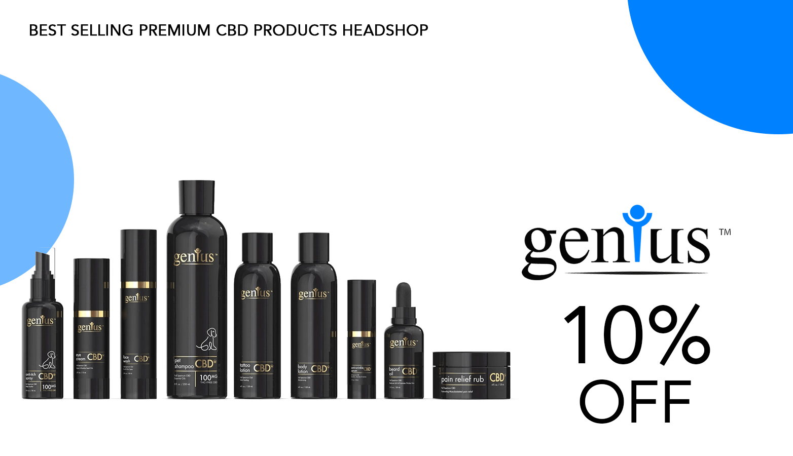 Genius Karma CBD Coupon Code Offer Website