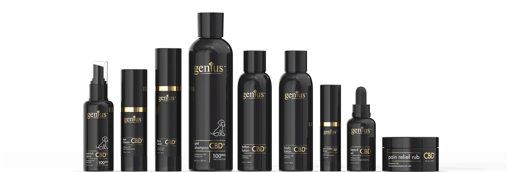 Genius Karma CBD Coupons Our Product Range