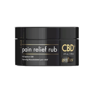 Genius Karma CBD Coupons Pain Relief Rub