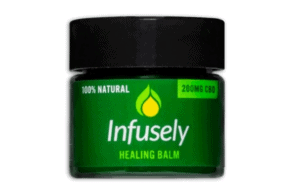 Infusely CBD Coupons Healing Balm