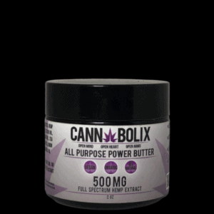 Cannabolix CBD Coupons All Purpose Power Butter