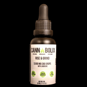 Rise & Grind Morning Tincture Cannabolix Coupons