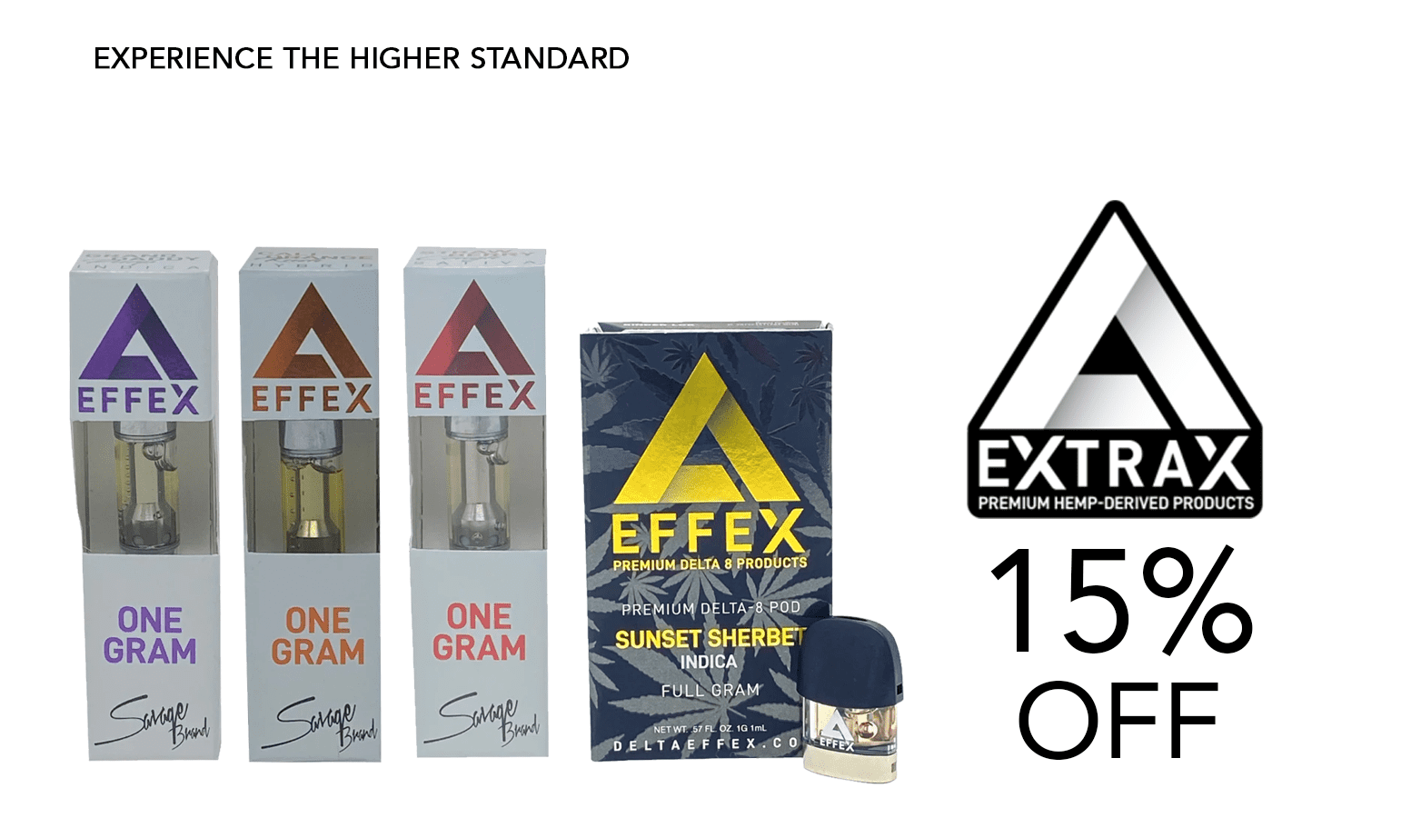 Delta Extrax Coupon code