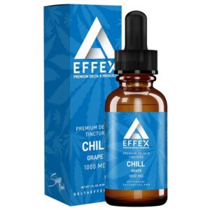 Delta Effex Chill Premium Delta 8 THC Tincture