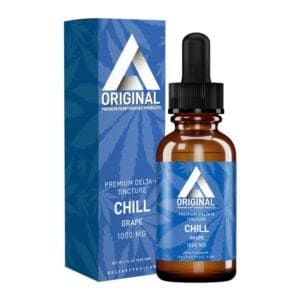 Delta Extrax Chill Tincture Coupon