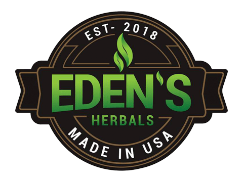 Eden's Herbals CBD Coupons Logo