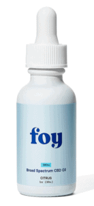 Foy CBD Coupons Oils