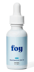 Foy CBD Coupons Extra Strength Oil