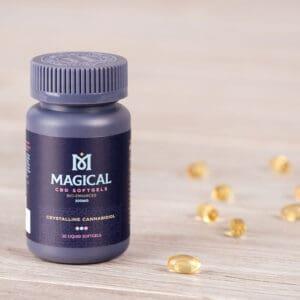 Magical CBD Coupons Bio Enhanced Softgels