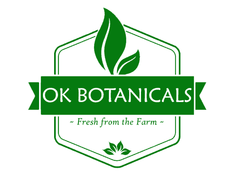 OK Botanicals CBD Coupons Logo