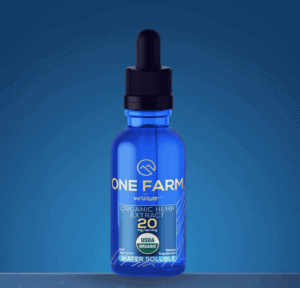 One Farm CBD Coupons Water Soluble
