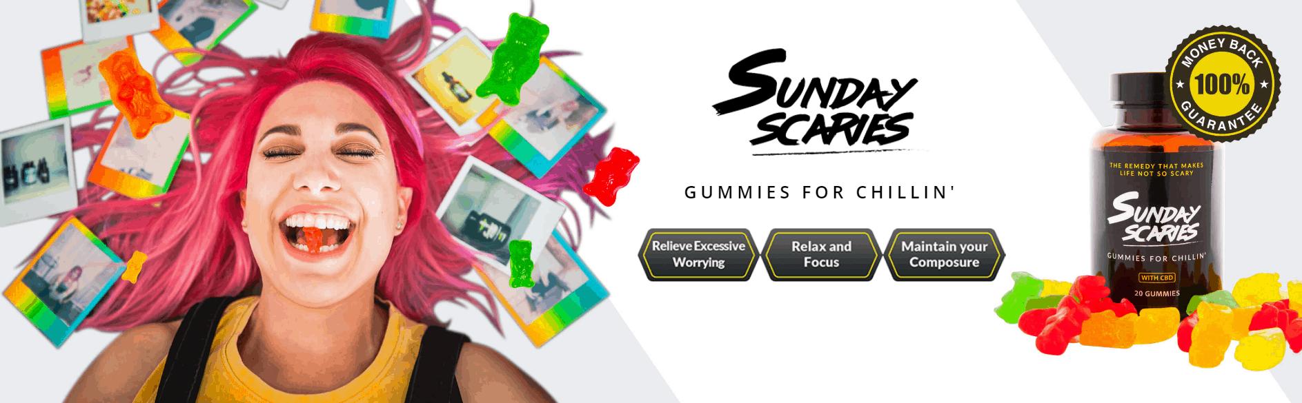 Sunday Scaries CBD Coupons Premium Products