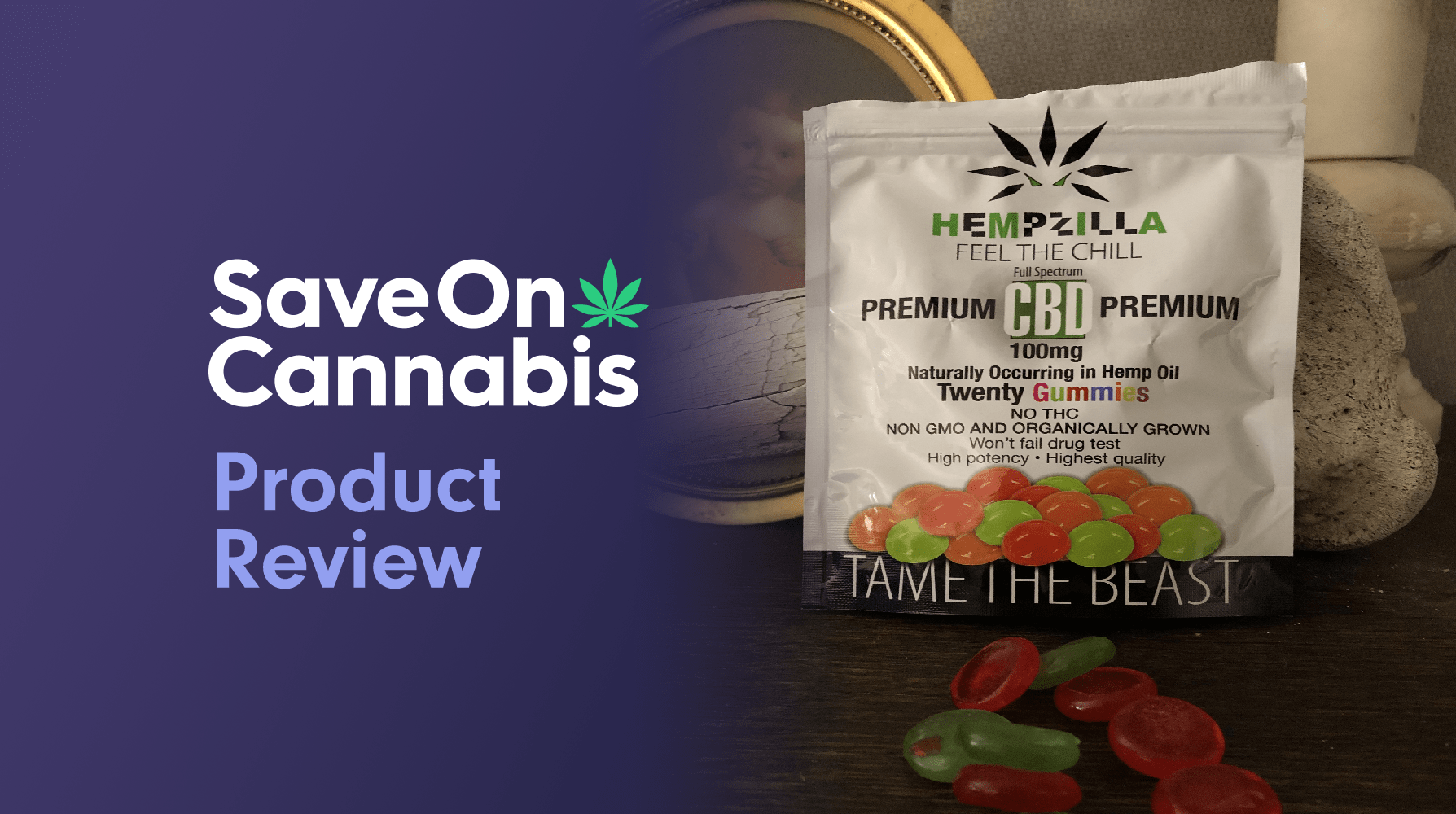 Hempzilla CBD Gummies Save On Cannabis Review Website